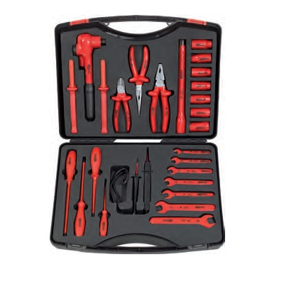 INSULATED TOOL KIT, 26PCS