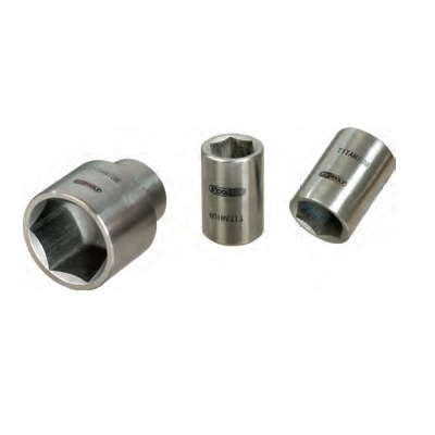 "TITANIUM 3/8"" SOCKET, 8MM"