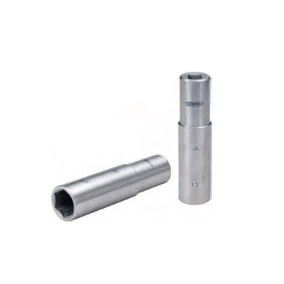 "TITANIUM 3/8"" SOCKET, 17MM, DEEP"