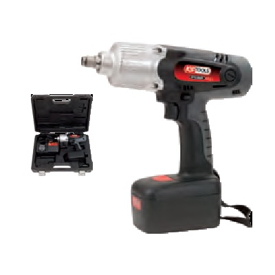CORDLESS IMPACT WRENCH + TORQUE CONTROL, WITHOUT BATTERIES