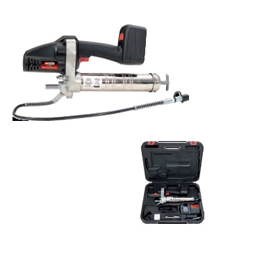 CORDLESS GREASE GUN, 400ML, WITHOUT BATTERIES
