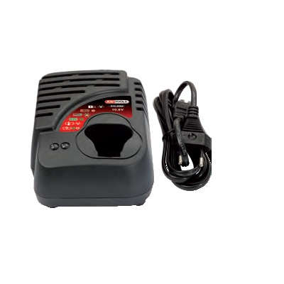 CORDLESS FAST CHARGER, 10.8V