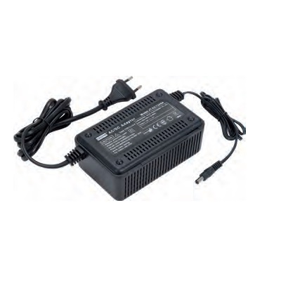 Battery charger for battery booster